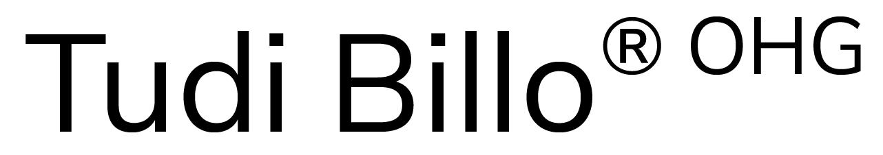 Tudi Billo® OHG
